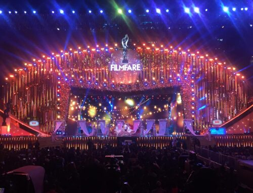 Electrocraft powers the glitz, glamour and immersive entertainment experience at the 64th Filmfare Awards